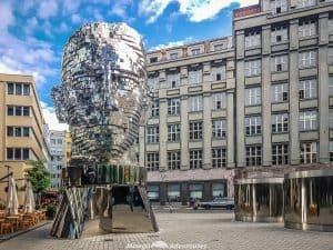 Sculptures by David Cerny