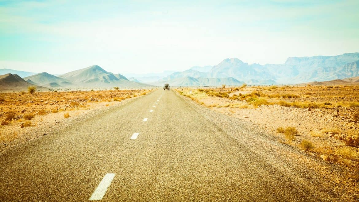 Are you looking for an epic driving adventure? A South Morocco road trip will blow you away with scenic drives, winding mountain passes and the Sahara!
