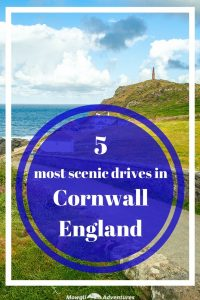 Cornwall's most scenic road trip routes will inspire your next driving holiday with empty country lanes, stunning coastlines and pretty clifftop villages. #Cornwall #England #ScenicDrives Read the full article here: //mowgli-adventures.com/scenic-drives-in-cornwall/