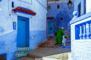 Chefchaouen is Morocco's blue city. We've created a definitive guide to Chefchaouen to help you prepare for your own unforgettable road trip in Morocco.