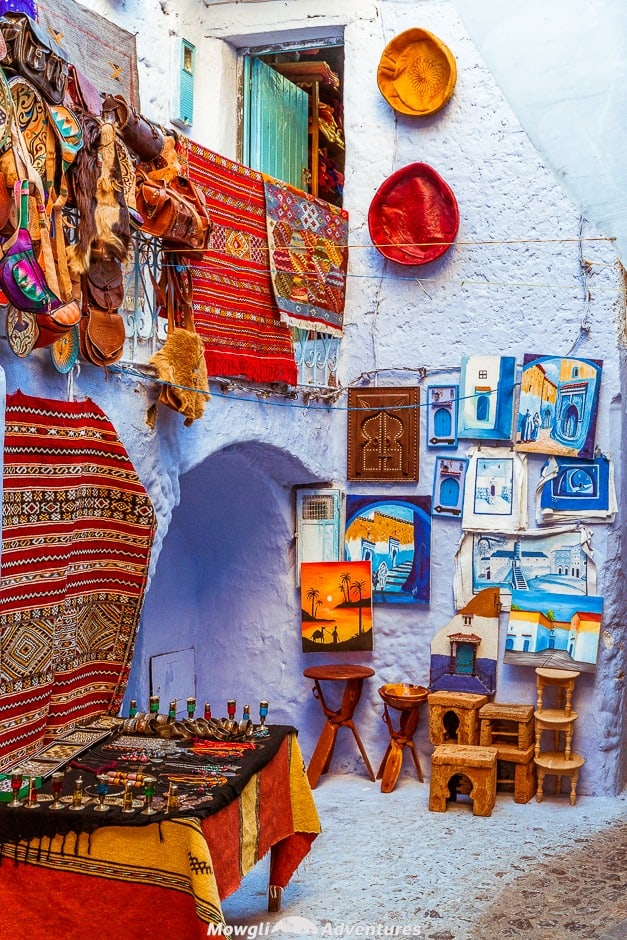Exploring The Magic Of Chefchaouen Morocco S Blue City