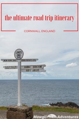 It's little wonder Cornwall is considered one of the most scenic stretches of coastline in England! With dramatic cliffs, hidden coves, lost gardens and the best ice cream ever, Cornwall is just begging to be explored. Here's our itinerary for the best road trip in Cornwall #Cornwall #RoadTrip #Travel #England Get the full route here: http://mowgli-adventures.com/ultimate-road-trip-in-cornwall/