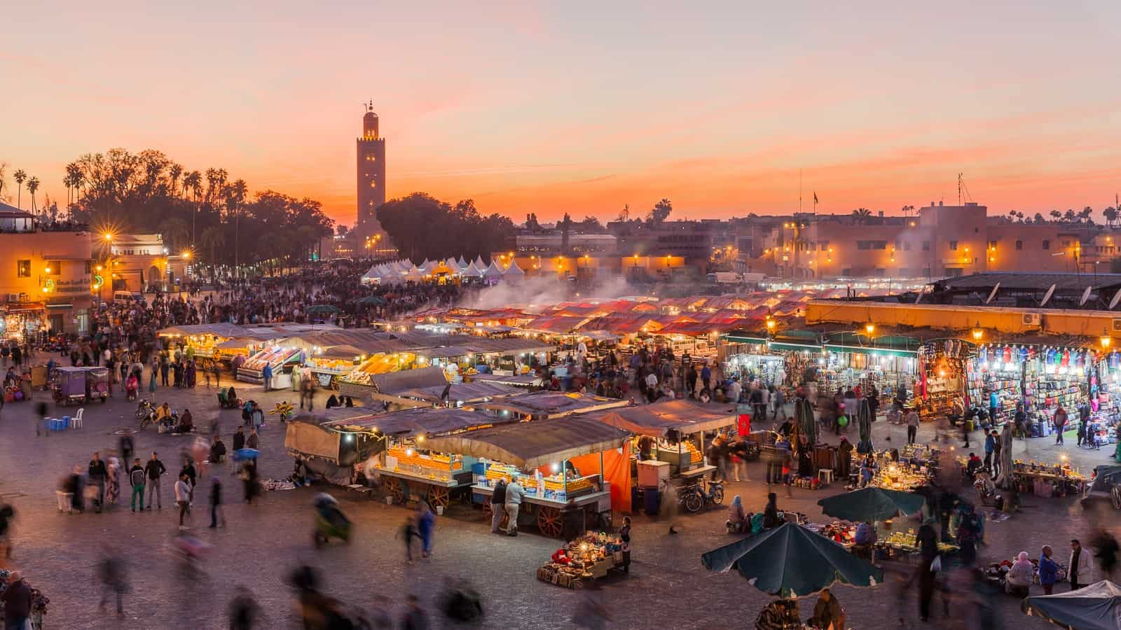 Things To Do In Marrakech A Short Guide To Morocco S Red