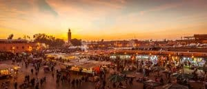A comprehensive road trip travel guide to Morocco with tips and advice on things to do, see, camping locations, scenic drives and road trip itineraries.
