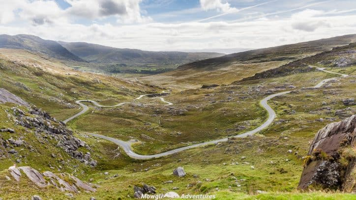 The entire county of Cork in Ireland is incredible so we've whittled the WAW route down to bring you the best scenic drives in Cork. Enjoy! #WAW #WildAtlanticWay #WestCork #RoadTrip Read the full article here: //mowgli-adventures.com/best-scenic-drives-in-cork-ireland/