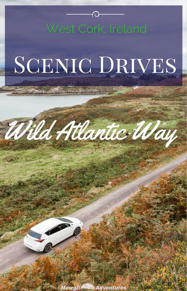 Cork is Ireland's southernmost county and the starting point for our Wild Atlantic Way road trip. Here we bring you the best scenic drives in Cork.