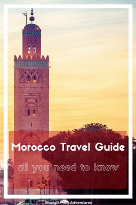 A comprehensive road trip travel guide to Morocco with tips and advice on things to do, see, camping locations, scenic drives and road trip itineraries. #Morocco #Travel #TravelGuide Follow the link for the full guide: http://mowgli-adventures.com/morocco-travel-guide/