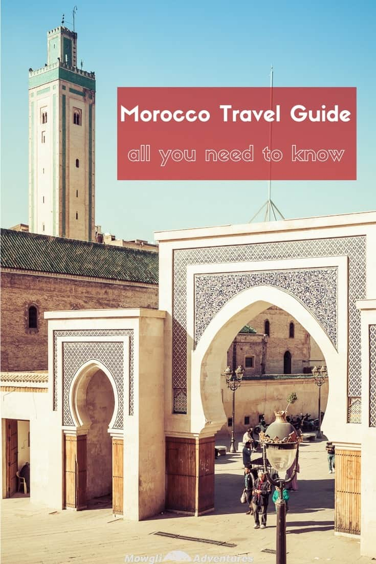 A comprehensive Morocco travel guide with tips and advice on things to do, see, camping locations, scenic drives and road trip itineraries. #Morocco #Travel #TravelGuide Follow the link for the full guide: http://mowgli-adventures.com/morocco-travel-guide/