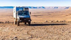 1 week road trip itineraries in Morocco