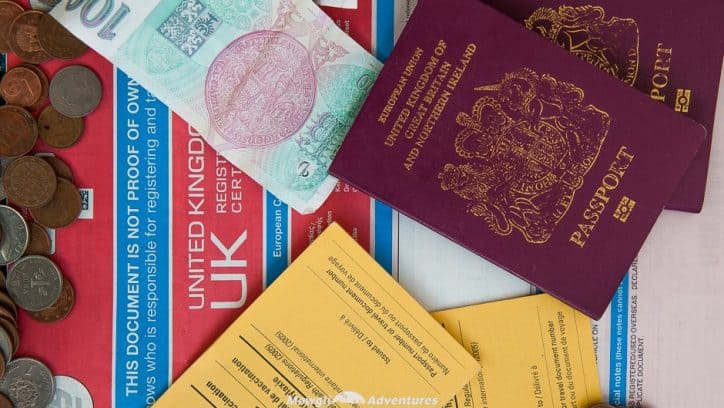 So long as you have these essential travel documents for overlanding and overseas road trips, you can pretty much sort any situation you find yourself in.