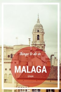 Top things to do in Málaga