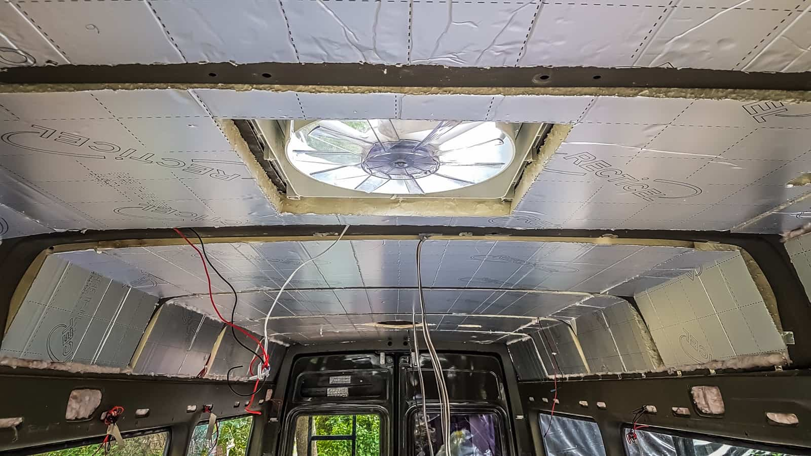 Camper Van Insulation And Ventilation The Essential Guide