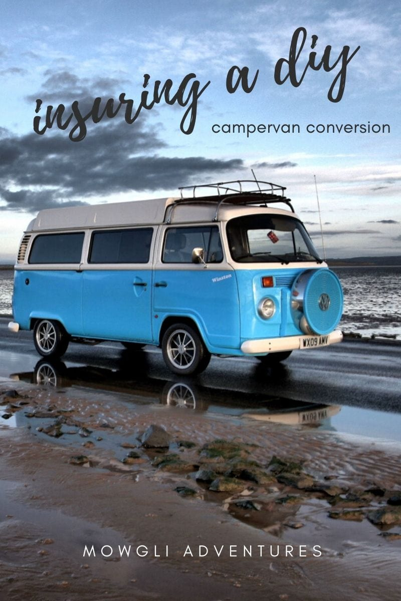 Pin images for Camper van insurance how to insure a DIY conversion
