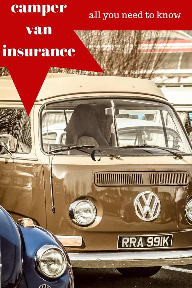 Here's all you need to know about camper van insurance for your DIY conversion. Make sure your van life and investment is protected. Read the full article here://mowgli-adventures.com/camper-van-insurance