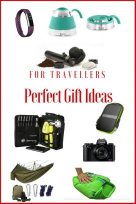 Are you looking for gift ideas for travellers? This post has loads of perfect gift ideas for every type of traveller to suit all budgets.