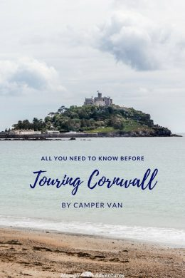 Cornwall is the camper van mecca of the UK & perfect for a road trip. We spent 7 days touring Cornwall by camper van and, in this post, we'll share some valuable lessons, practical tips and essential things to know so you can prepare for your perfect road trip in Cornwall. #Campervan #VanLife #RoadTrip #LoveCornwall Read the full article here: //mowgli-adventures.com/cornwall-by-camper-van-guide/