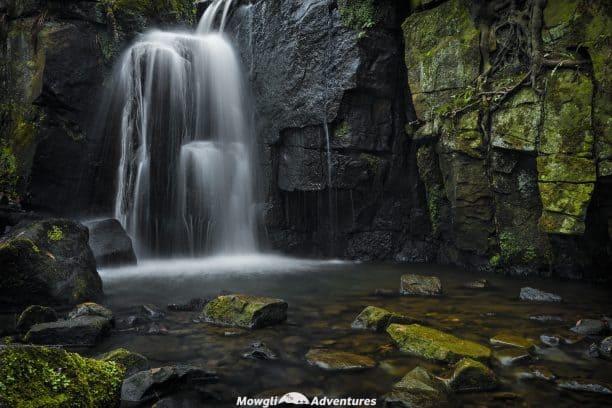 Lumsdale Falls Derbyshire Peak District _Mowgli Adventures #1