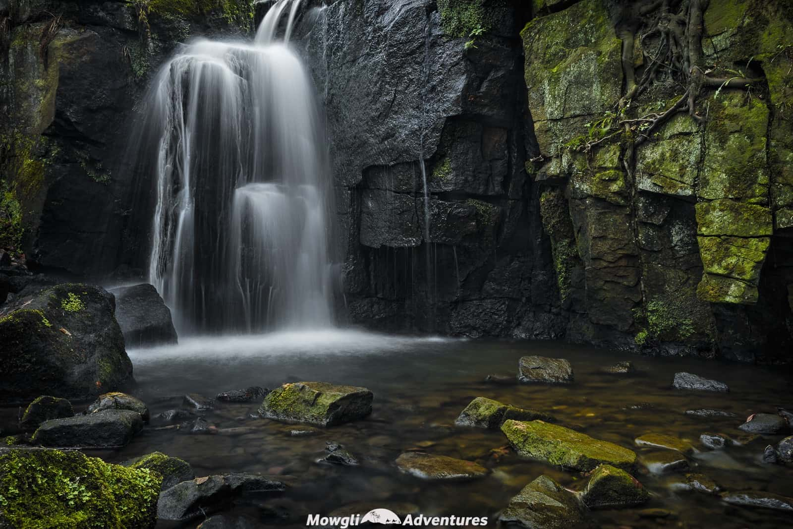 Lumsdale Falls Derbyshire Peak District _Mowgli Adventures #1