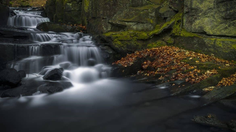 Lumsdale Falls Derbyshire Peak District _Mowgli Adventures #2