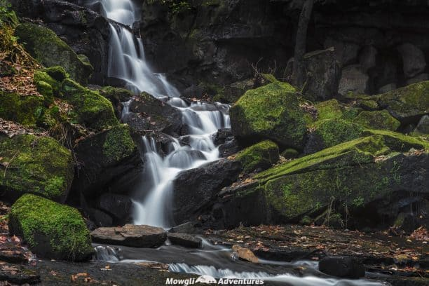Lumsdale Falls Derbyshire Peak District_Mowgli Adventures #5