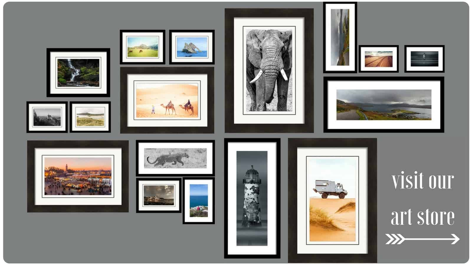 visit our art store - Mowgli Adventures