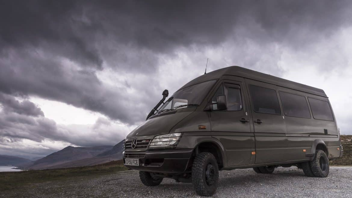 All you need to know about how to register your converted camper van with the DVLA. It's easier than you think if you follow this guide.