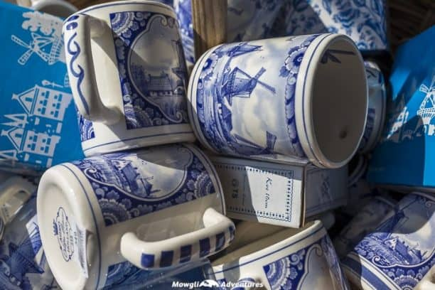 Things to do in the Netherlands - Delft pottery