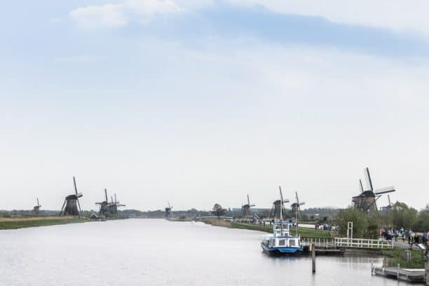 Things to do in the Netherlands - UNESCO Kinderdijk