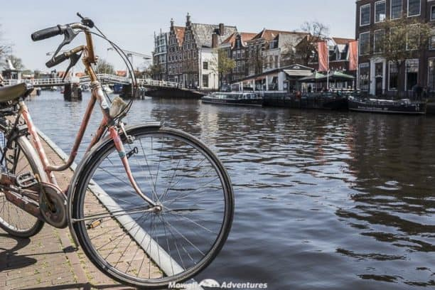 Things to do in the Netherlands - cycle tour