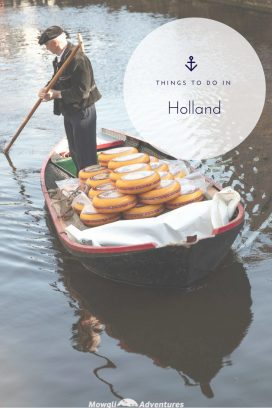 Discover the best top things to do in the Netherlands aside from a visit to Amsterdam. Including a free tour of the tulip fields of Holland, cycling around Dutch villages and enjoying the windmills at Kinderdijk. And much more besides.