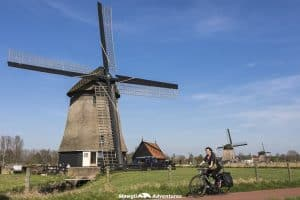Things to do in the Netherlands - take a bike tour around a Dutch town