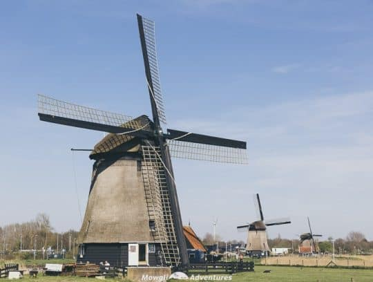 Netherlands road trip itinerary Alkmaar