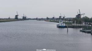Netherlands road trip itinerary Kinderdijk