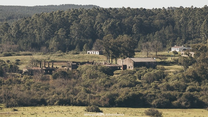 Off the beaten track in Uruguay - Minas de Corrales