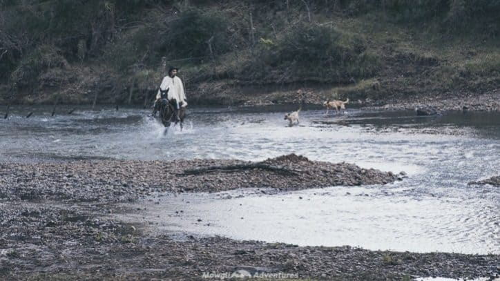 Off the beaten track in Uruguay - gaucho