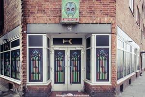 One day in Hamburg - Chug Club Bar