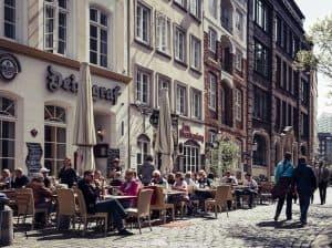 One day in Hamburg - Deichstraße