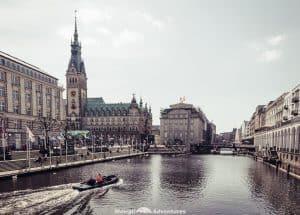 One day in Hamburg - Rauthausmarket