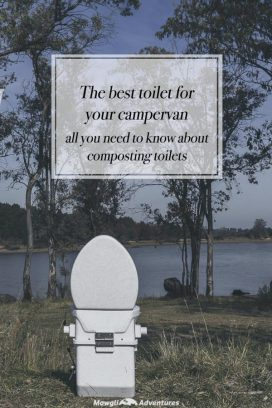 Composting toilet review - For a couple of years, we had a chemical porta potti in the van and the emptying experience was far from pleasant. I hated it, chemicals are expensive and finding places to empty it responsibly was often difficult when we were off grid. So when we built Baloo, we fitted the onboard bathroom with a composting toilet. We've lived full time in the camper van for 3 months now so it's about time for a composting toilet review.