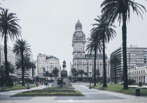 Uruguay travel itinerary beaches - Montevideo