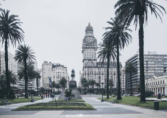 Uruguay travel itinerary beaches - Montevideo