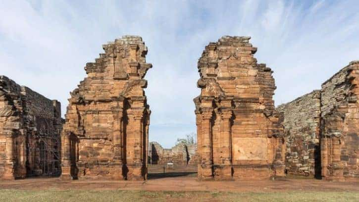 The Guaraní Jesuit missions of Argentina are located in the northeastern province they gave name to, Misiones. With the remains of the missions, now declared a World Heritage Cultural Site by UNESCO, we set out on a mission of our own, to discover what they're all about.