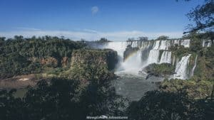 Iguazu Falls may be the most famous waterfalls in Argentina but Misiones Province has dozens of falls to add to your Argentinian bucket list.