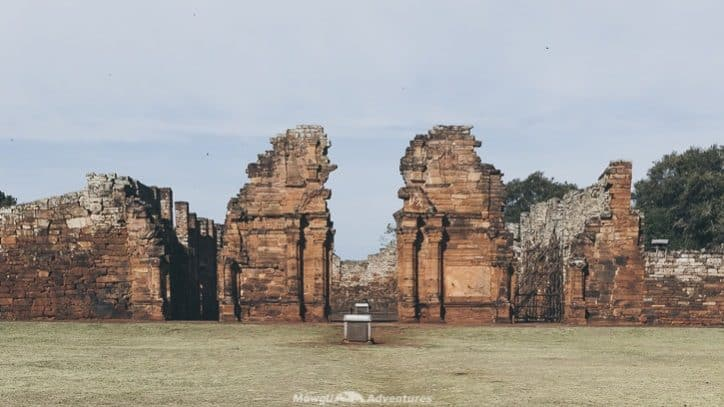 Northeast Argentina road trip itinerary jesuits
