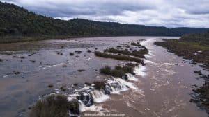 Northeast Argentina road trip itinerary mocona falls