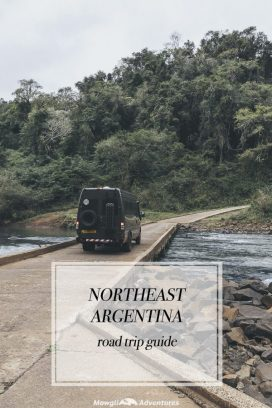 Check out our northeast Argentina road trip itinerary, with suggestions on where to stay, things to see and amazing waterfalls along the way.