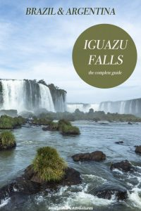 Visiting Iguazu Falls, one of the natural wonders of the world, is a deserving entry on any bucket list. And with over a million visitors each year on both the Brazilian and Argentinian side, Iguazu Falls is clearly on a lot of bucket lists. Here's everything you need to know to plan your visit.