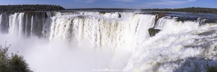 Visiting Iguazu Falls guide - Devils Throat-2