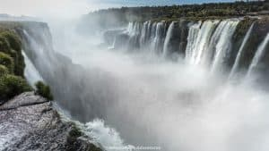 Visiting Iguazu Falls guide - Devils Throat