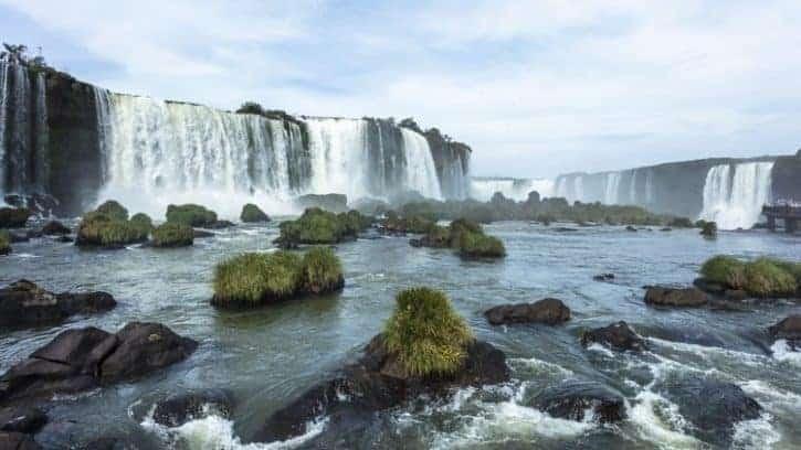 Visiting Iguazu Falls guide